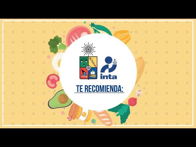 INTA U. de Chile entrega recomendaciones para la conservación de alimentos en tiempos de pandemia