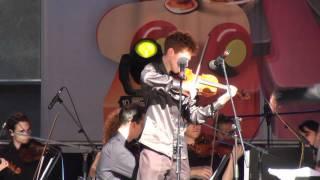 Lubuska Orkiestra Kameralna - Dożynki Wojewódzkie 2011 Dąbrówka Wlkp.