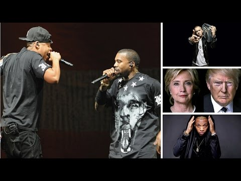Kanye West calls out JayZ & Beyonce for wicked friendship and Kim's robbery