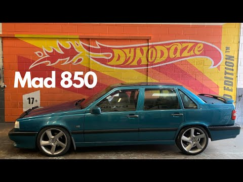 Engine Swap Volvo