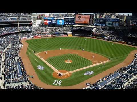 NEW YORK 2016 - Yankee Stadium Opening Day:  New York Yankees