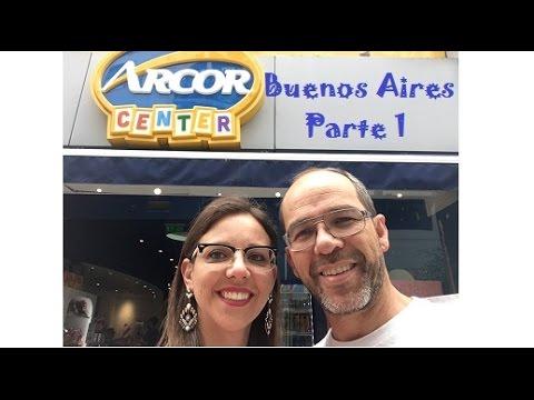 Vlog em Buenos Aires - parte 1