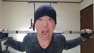 【盗撮動画】パート5 坊ケンの脚トレを覗く‼ thumbnail