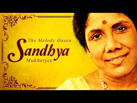 Best Of Sandhya Mukherjee | Evergreen Bengali Songs | Sandhya Mukhopadhyay Bengali Hits