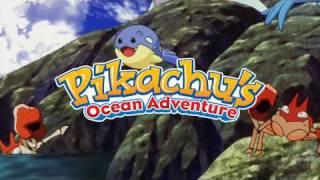 Pokemon 4-D: Pikachu