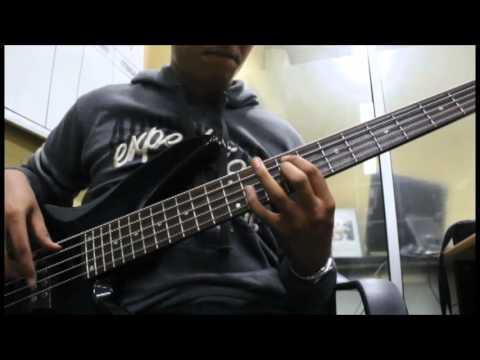 J-Rock's ft Prisa - Kau Curi Lagi (Bass Cover by Hafizh Silkie)