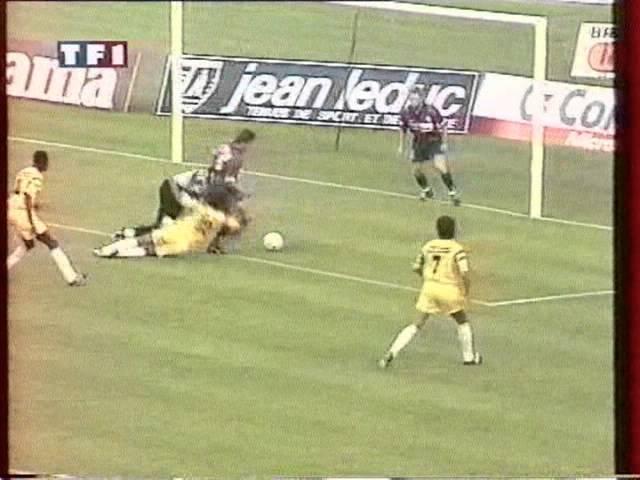 FC Nantes - SM Caen (Saison 1991-1992 - 5ème Journée)