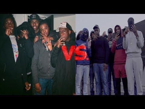 Harlem Spartans vs 410