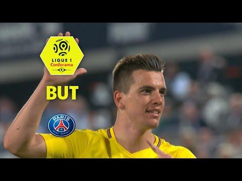 But Giovani LO CELSO (77') / Girondins de Bordeaux - Paris Saint-Germain (0-1)  (GdB-PARIS)/ 2017-18