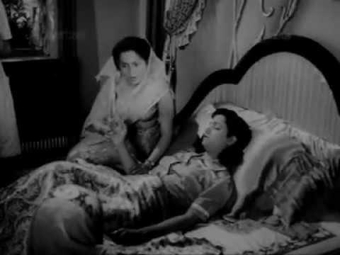 KAT-TE HAIN DUKH MEIN YE DIN -LATA -NOOR LUKHNAVI-C RAMCHANDRA (PARCHHAIN 1952) With Lyrics