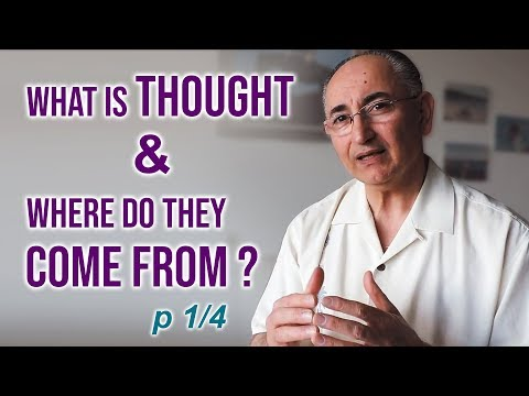 What Is Thought?  (part 1 of 4)