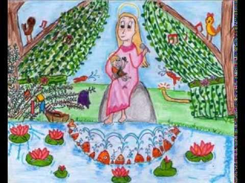 Canciones de navidad los peces en el rio