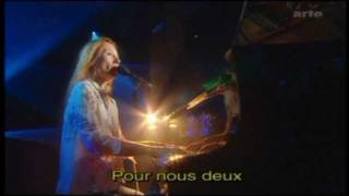 Tori Amos live at Le Reservoir - Paris 2002 Part 3 (Mrs Jesus, Virginia, Strange)