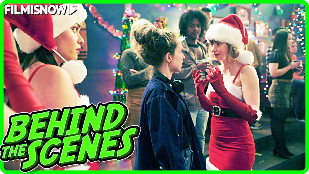 BLACK CHRISTMAS (2019) | Behind the Scenes of Christmas Horror Movie
