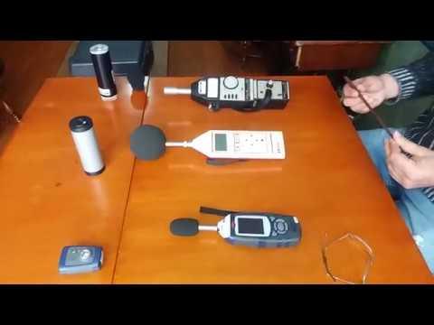Tres Tipos de Sonómetro