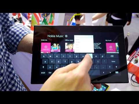 Nokia Music Update Hands On