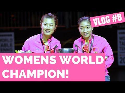 "WTTC 2017 VLOG #8 - ""WOMENS WORLD CHAMPION"""