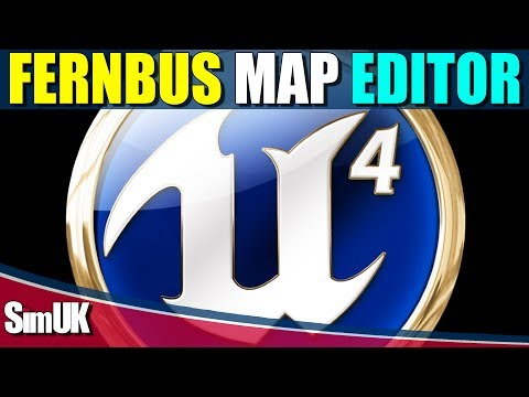 Fernbus Map Editor Is Finally Here (First Look) - Time-Lapse Mod Creation