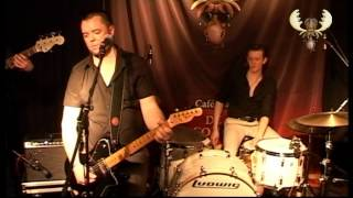 Sean Webster & The Dead Lines - I'd rather go Blind - Live at Bluesmoose Café