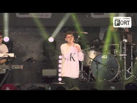 Years & Years - Shine (Live at The Fader Fort)