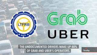Grab, Uber to keep drivers on the road until LTFRB clarifies order