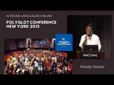 Khady Ndoye - African Languages Online