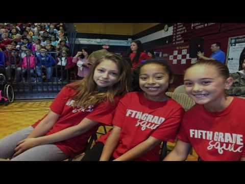 Fairview Marguerite's Veterans Day Celebration   (Video produced by HCBOE)
