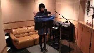 2014年4月16日発売「トリプル!WONDERLAND」レコーディング風景になりま...