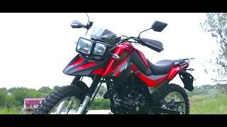Огляд Унікального мотоцикла Shineray X-TRAIL