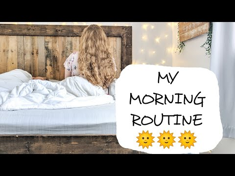 My Morning Routine As A Mennonite Stay At Home Wife🌞