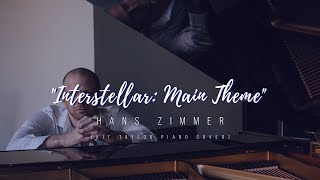 """Interstellar: Main Theme"" by Hans Zimmer (Kit Taylor piano cover)"