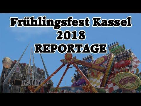 Frühlingsfest Kassel 2018 [Reportage] kirmes-fabian.de