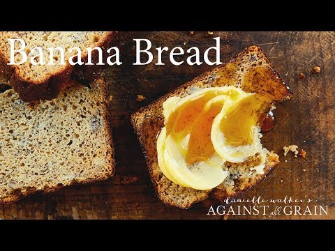 Gluten Free Banana Bread Recipe | Danielle Walker