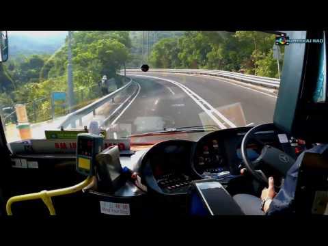 Tung Chung to Ngong Ping | Bus Ride