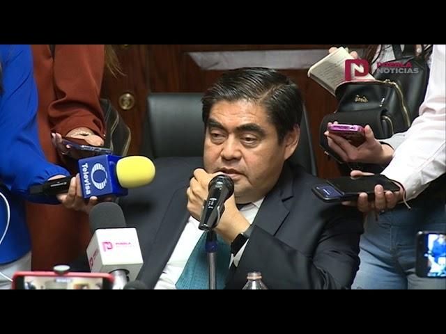 #PueblaNoticias  Esteban Moctezuma Barragán, visitará la entidad poblana.