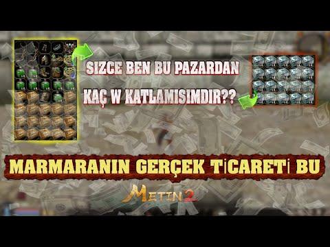 Marmara Ticareti Zevk Veriyor! Metin2 TR Marmara