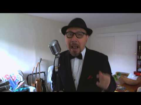 On The Sunny Side Of The Street (Frankie Laine/Frank Sinatra) cover