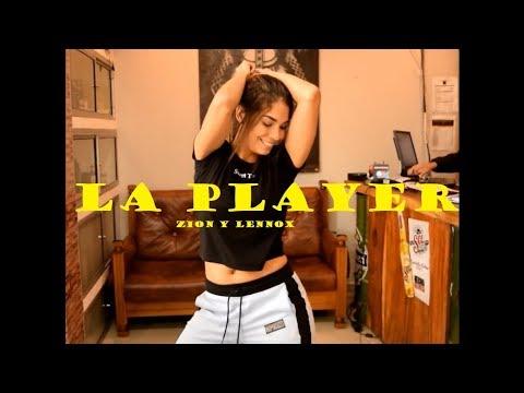 La player (Bandolera) Zion y Lennox  Coreografía
