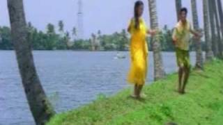 Snehithan (2002) - Vellutha Penninte (Malayalam Movie Song)