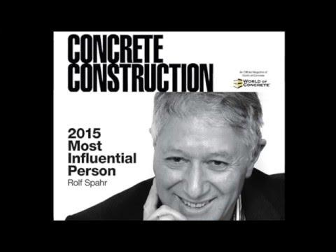 Concrete Conference, Dubai