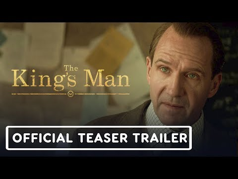 Maz - Check Out Trailer For The Prequel To The Kingsmen.