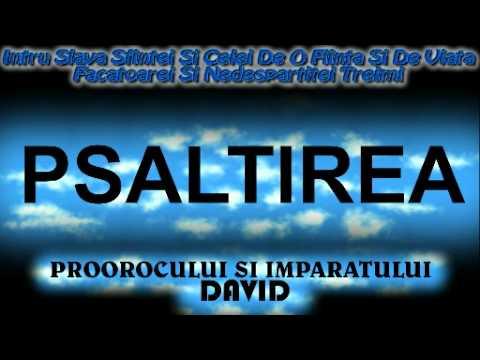 PSALTIREA  audio Proorocului si Imparatului David toate catismele din psaltire audio allexy75