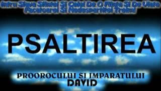 Download PSALTIREA  audio Proorocului si Imparatului David toate catismele din psaltire audio allexy75 MP3 song and Music Video