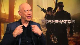 /Film Interviews JK Simmons About Terminator Genisys and Sequels
