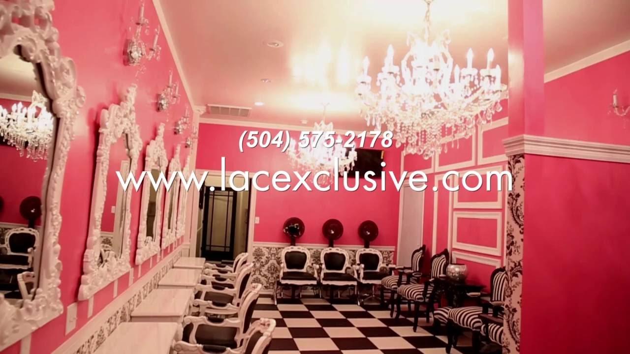 Lace Xclusive Salon Barber Spa New Orleans JOB FAIR