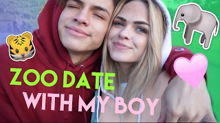 Zoo Date with my Boyfriend | Summer Mckeen