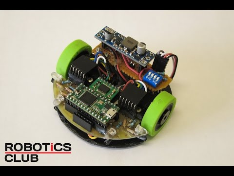 Thiseas Project @ ITURO 2015 [Robotics Club - Upatras]
