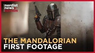 THE MANDALORIAN Star Wars Celebration Footage Explained (Nerdist News Edition)
