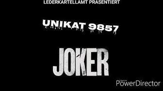 UNIKAT 9857 - DRESDEN IST AUF DER LANDKARTE ( JOKER EP )