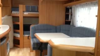 Caravan te koop: HOBBY DELUXE 560 KMFE WINTERKOOPJE
